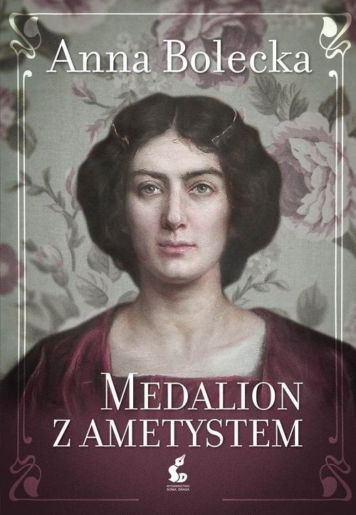 okładka Medalion z ametystem, Książka | Anna Bolecka