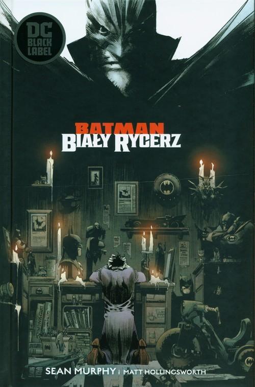 okładka Batman Biały Rycerz, Książka | Murphy Sean
