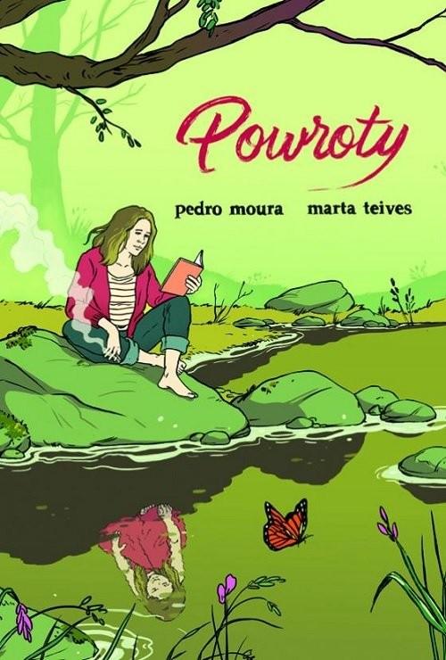 okładka Powroty, Książka | Pedro Moura, Marta Teives
