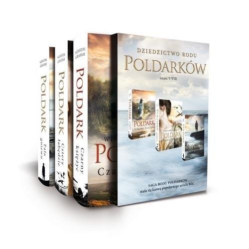 okładka Pakiet Poldark Część 5-7, Książka | Winston Graham
