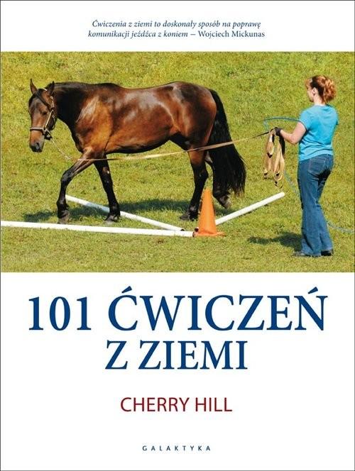 okładka 101 Ćwiczeń z ziemi, Książka | Hill Cherry