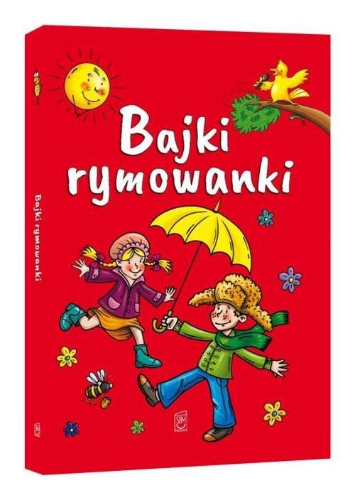 okładka Bajki Rymowanki, Książka |