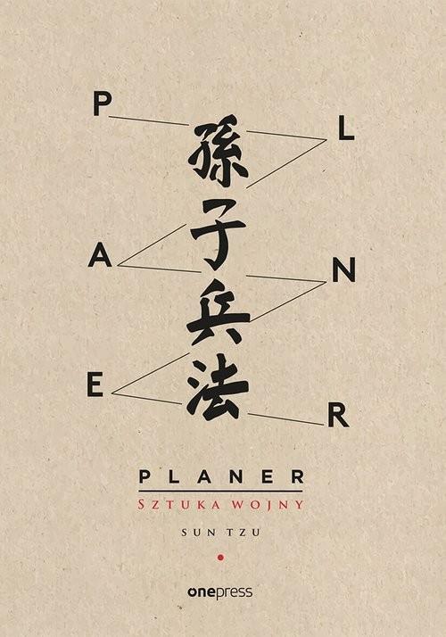 okładka Sztuka wojny Planer, Książka |