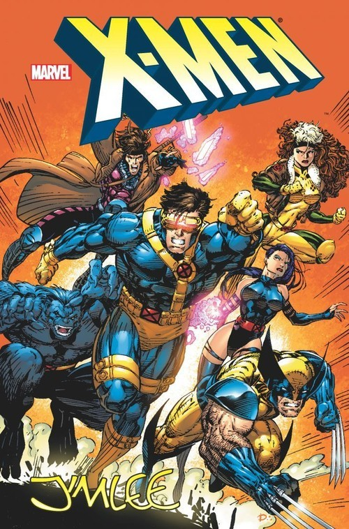 okładka X-Men Jim Lee, Książka | Chris Claremont, Ann Nocenti