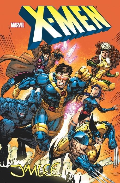 okładka X-Men Jim Leeksiążka |  | Chris Claremont, Ann Nocenti