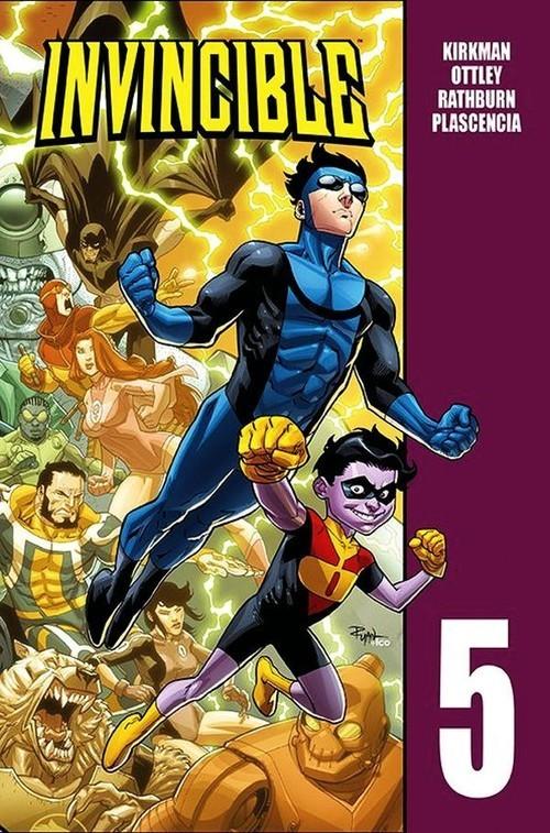 okładka Invincible Tom 5, Książka | Kirkman Robert