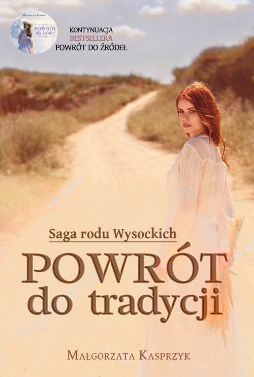 okładka Powrót do tradycji, Książka | Kasprzyk Małgorzata