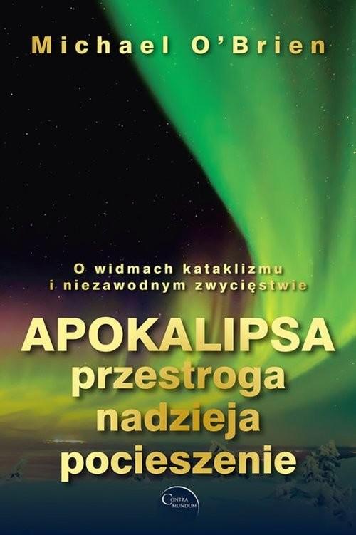 okładka Apokalipsa przestroga nadzieja pocieszenie, Książka | O'Brien Michael