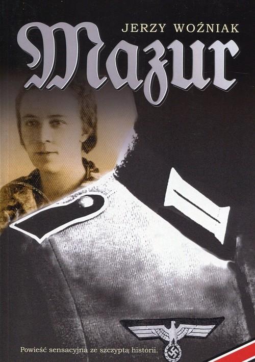 okładka Mazur, Książka | Woźniak Jerzy