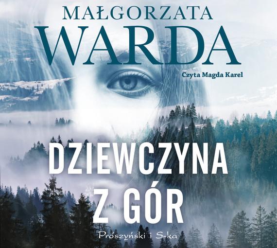 okładka Dziewczyna z gór, Audiobook   Małgorzata Warda