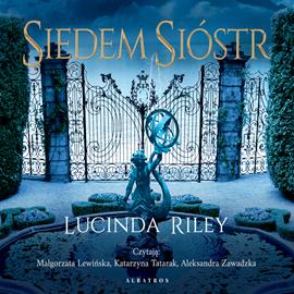 okładka Siedem sióstraudiobook | MP3 | Riley Lucinda