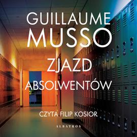 okładka Zjazd absolwentówaudiobook | MP3 | Musso Guillaume