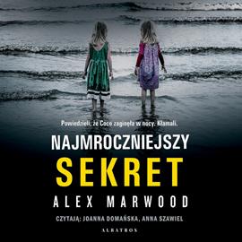 okładka Najmroczniejszy sekret, Audiobook   Marwood Alex