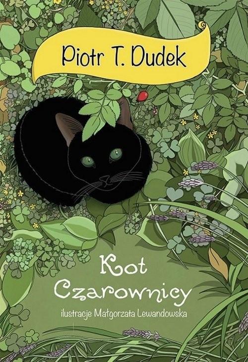 okładka Kot Czarownicyksiążka |  | Piotr T. Dudek