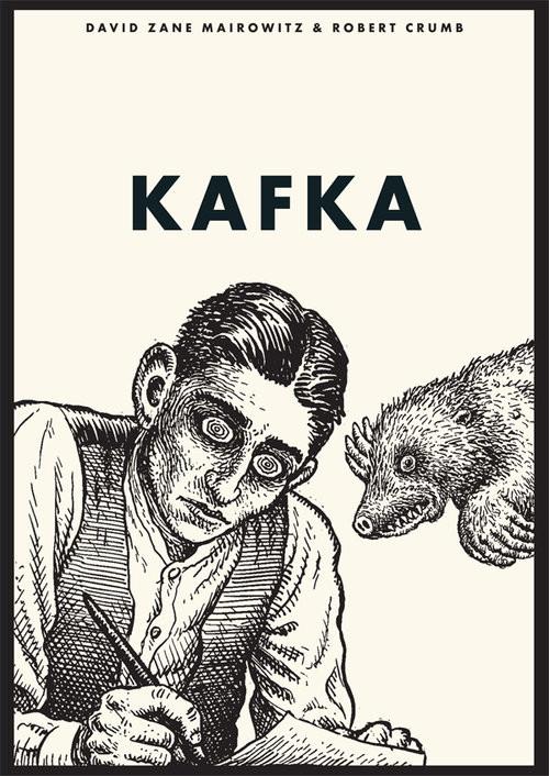 okładka Kafkaksiążka |  | Robert Crumb, David Zane Mairowitz