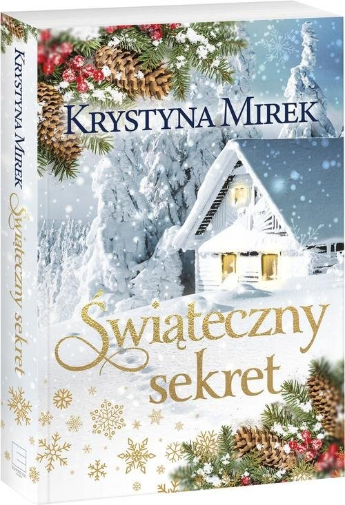 okładka Świąteczny sekret, Książka | Mirek Krystyna