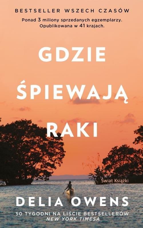 okładka Gdzie śpiewają raki mk., Książka | Owens Delia