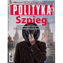 okładka AudioPolityka Nr 32 z 7 sierpnia 2019, Audiobook | Polityka