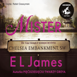 okładka Mister, Audiobook | James EL