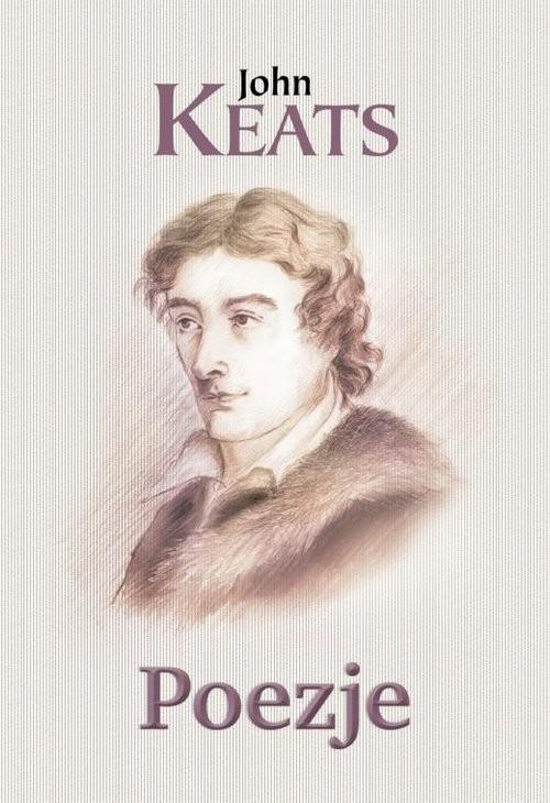 okładka Poezje Keats, Książka | John  Keats