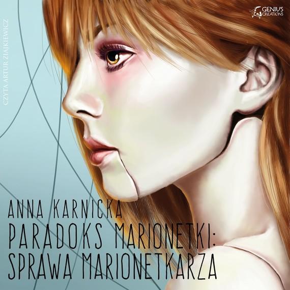 okładka Paradoks marionetki: Sprawa Marionetkarza, Audiobook | Anna Karnicka