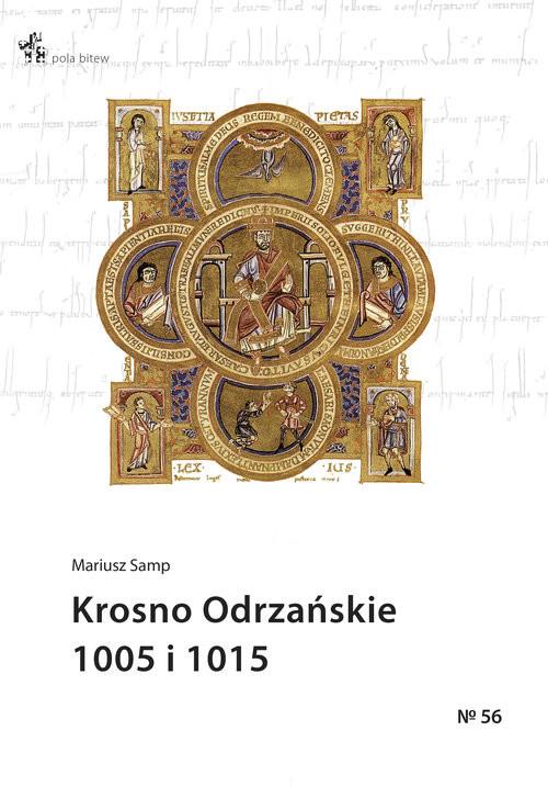 okładka Krosno Odrzańskie 1005 i 1015, Książka | Samp Mariusz