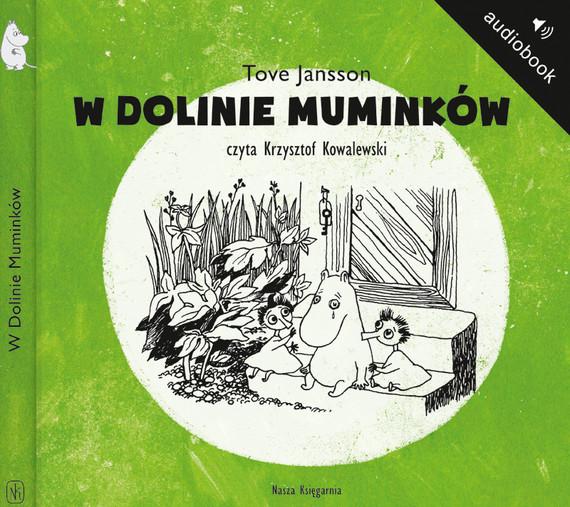 okładka W Dolinie Muminkówaudiobook   MP3   Tove Jansson