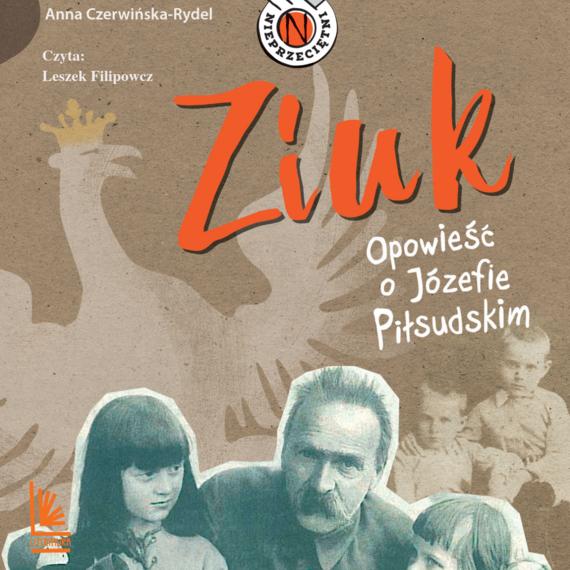 okładka Ziukaudiobook | MP3 | Anna Czerwińska-Rydel