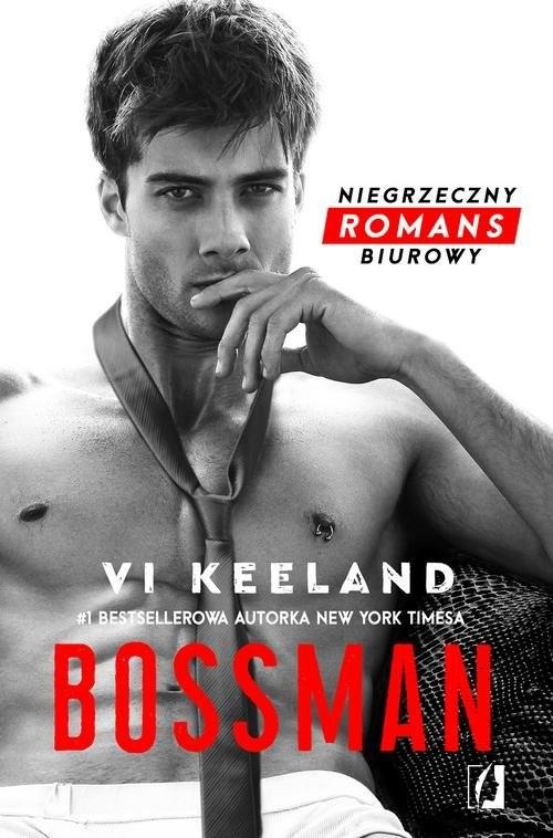 okładka Bossman, Książka | Keeland Vi