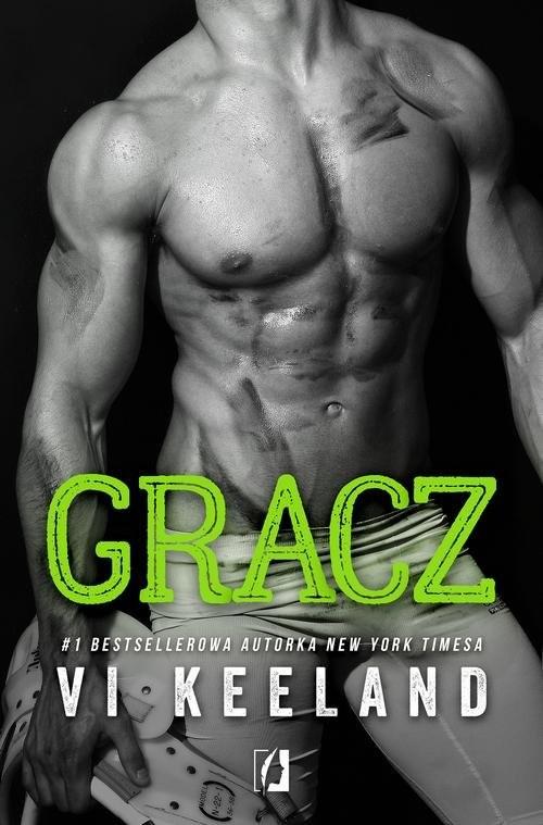 okładka Gracz, Książka | Keeland Vi