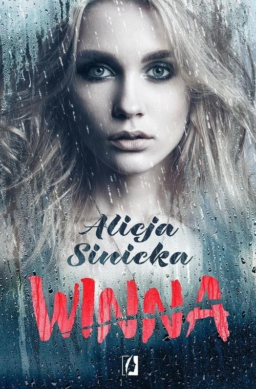 okładka Winna, Książka | Sinicka Alicja