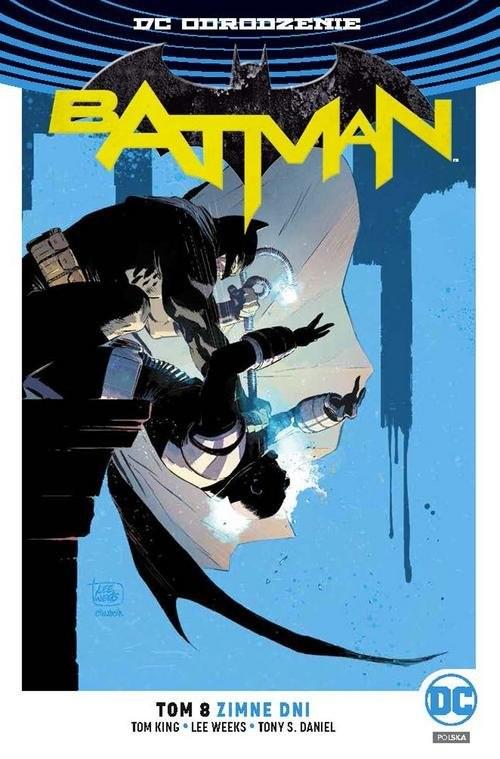 okładka Batman Tom 8 Zimne dniksiążka |  | Tom King