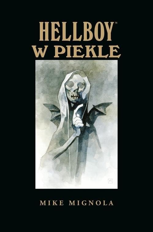okładka Hellboy w piekle, Książka | Mignola Mike