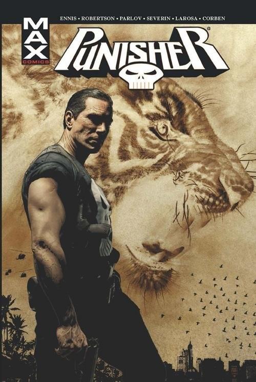 okładka Punisher Max Tom 7, Książka   Ennis Garth