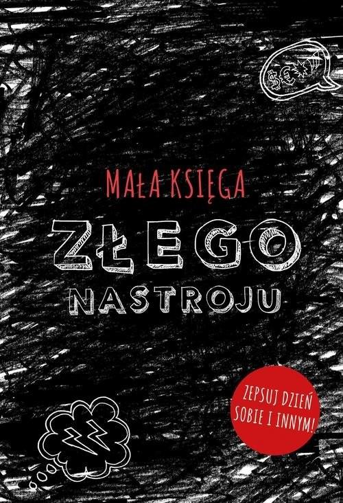 okładka Mała księga złego nastroju, Książka | Sonninen Lotta