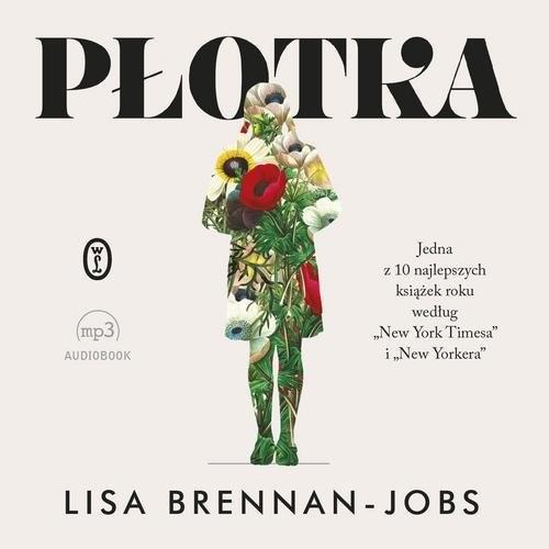 okładka Płotka, Książka | Brennan-Jobs Lisa