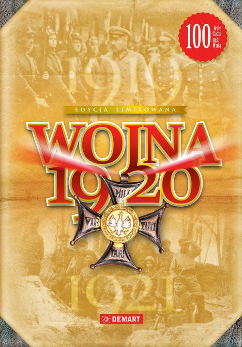 okładka Wojna 1920, Książka |