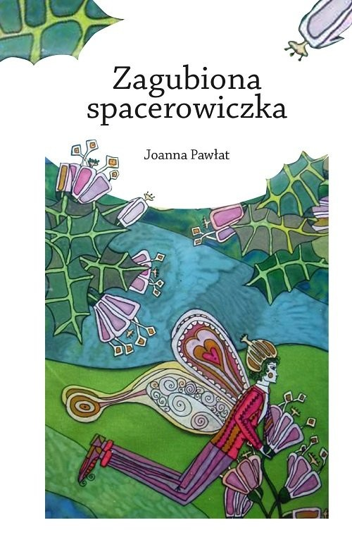 okładka Zagubiona spacerowiczka, Książka | Pawłat Joanna