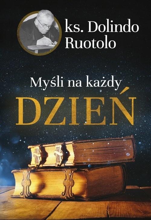okładka Myśli na każdy dzień, Książka | Dolindo Ruotolo