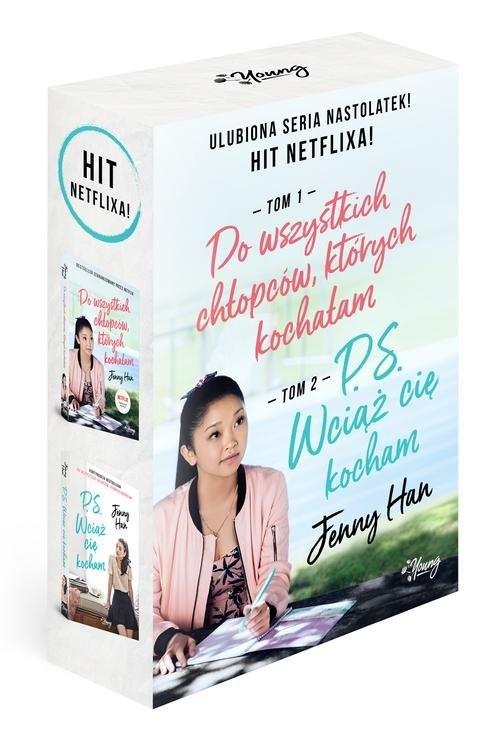 okładka Do wszystkich chłopców których kochałam/ PS Wciąż cię kocham Pakiet, Książka | Han Jenny