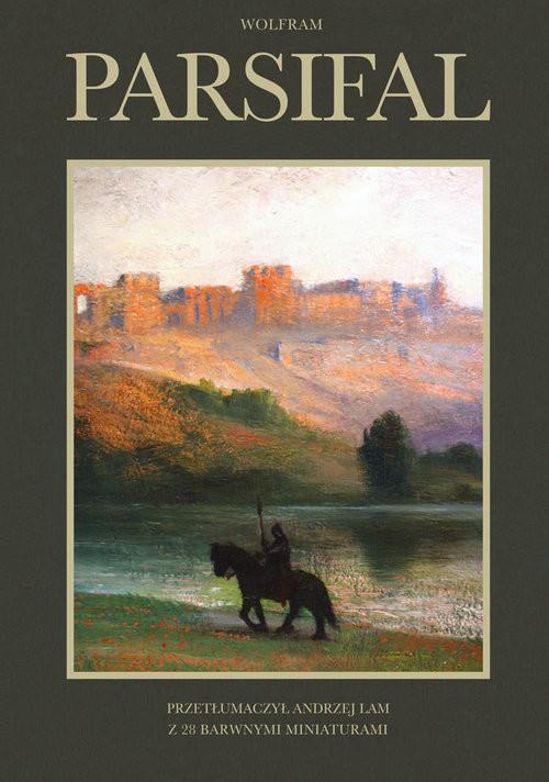 okładka Parsifal, Książka | Eschenbach Wolfram von