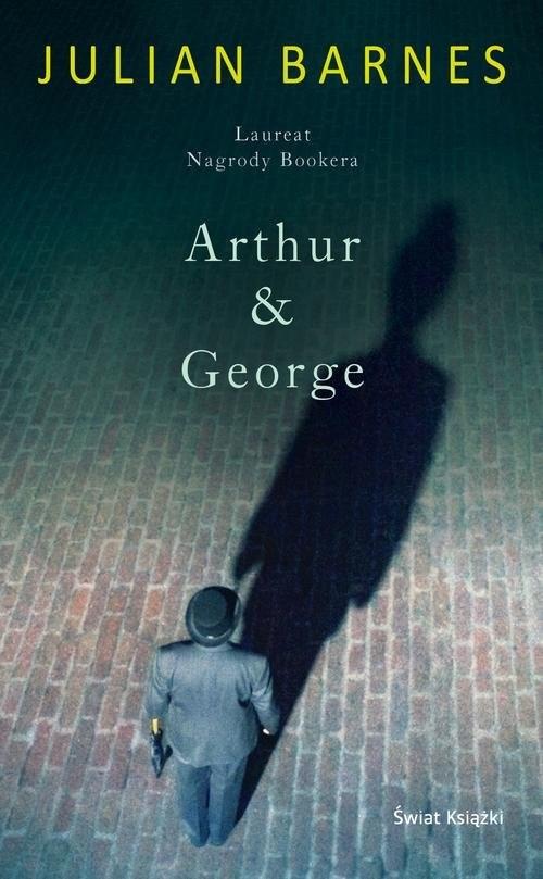 okładka Arthur & George, Książka | Barnes Julian