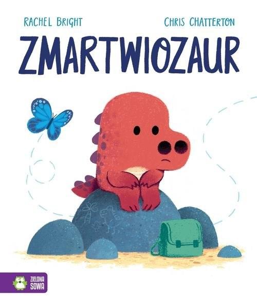 okładka Zmartwiozaur, Książka | Bright Rachel
