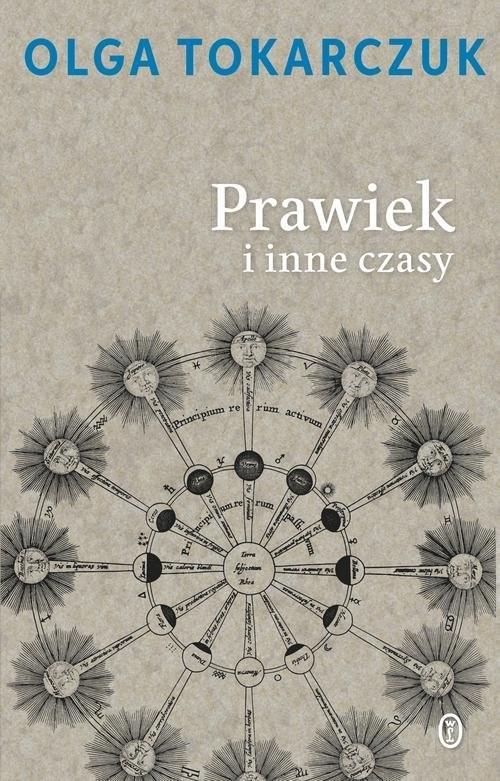 okładka Prawiek i inne czasy, Książka | Olga Tokarczuk