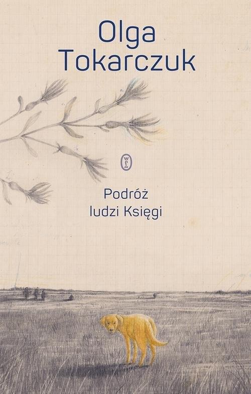 okładka Podróż ludzi Księgi, Książka | Tokarczuk Olga