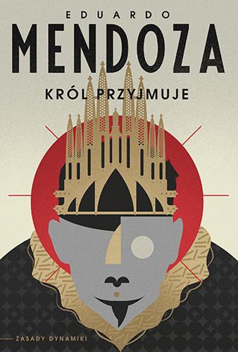 okładka Król przyjmujeksiążka |  | Mendoza Eduardo