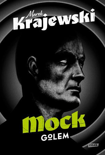okładka Mock. Golem, Książka | Krajewski Marek