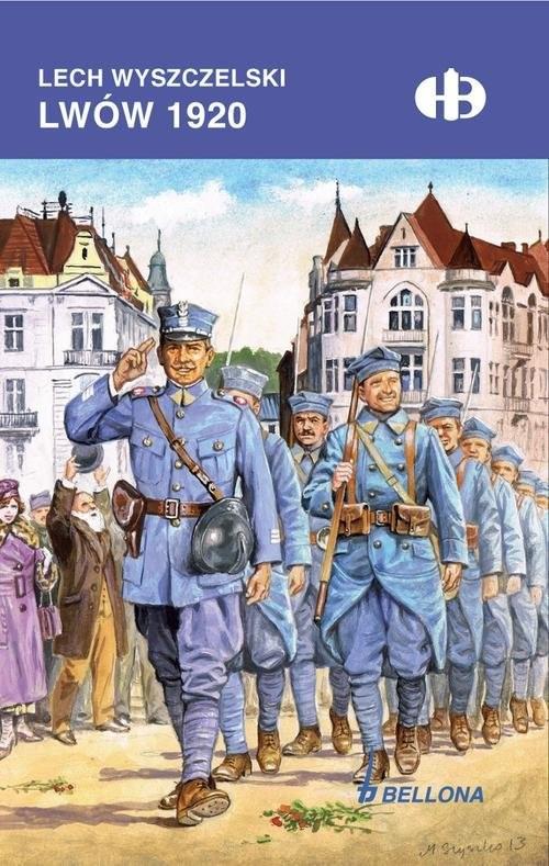 okładka Lwów 1920, Książka   Wyszczelski Lech