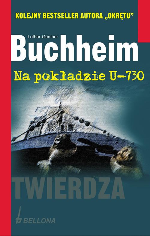 okładka Na pokładzie U-730 Twierdza, Książka | Buchheim Lothar-Gunther