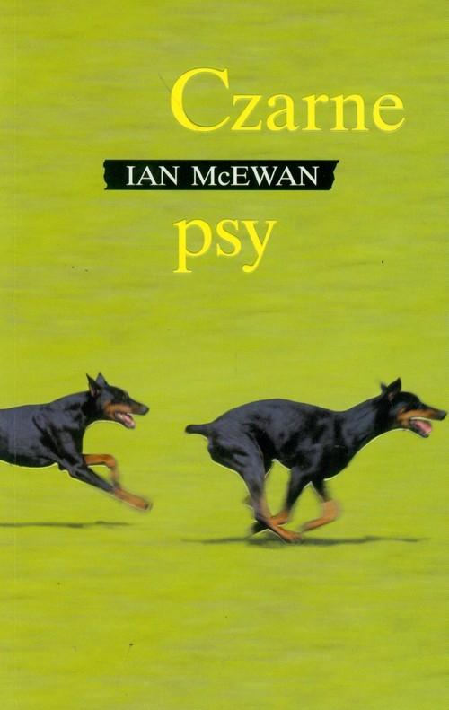 okładka Czarne psy, Książka | Ian McEwan